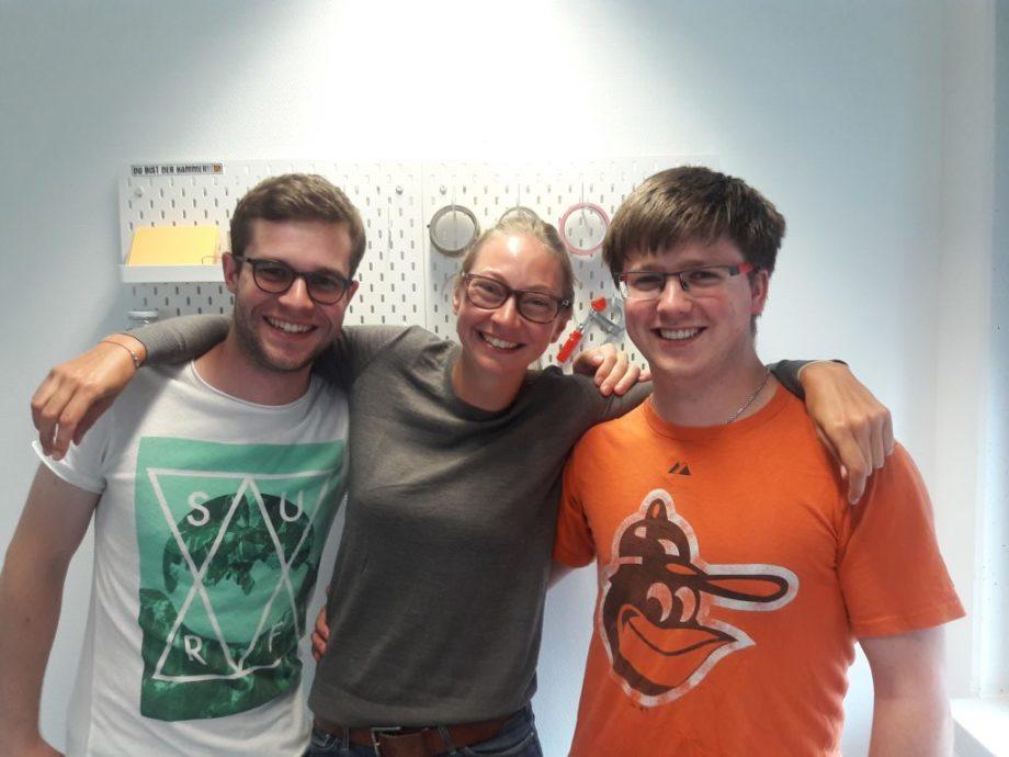 Campusradio zu Gast bei Service Design Thinking