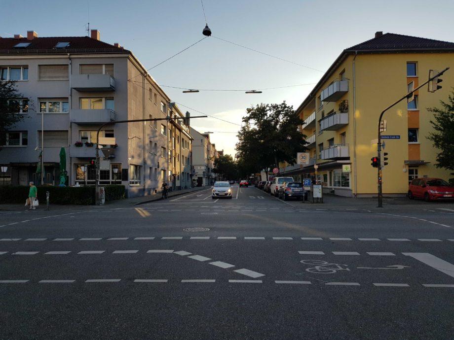 Karlsruher Stadtplanung